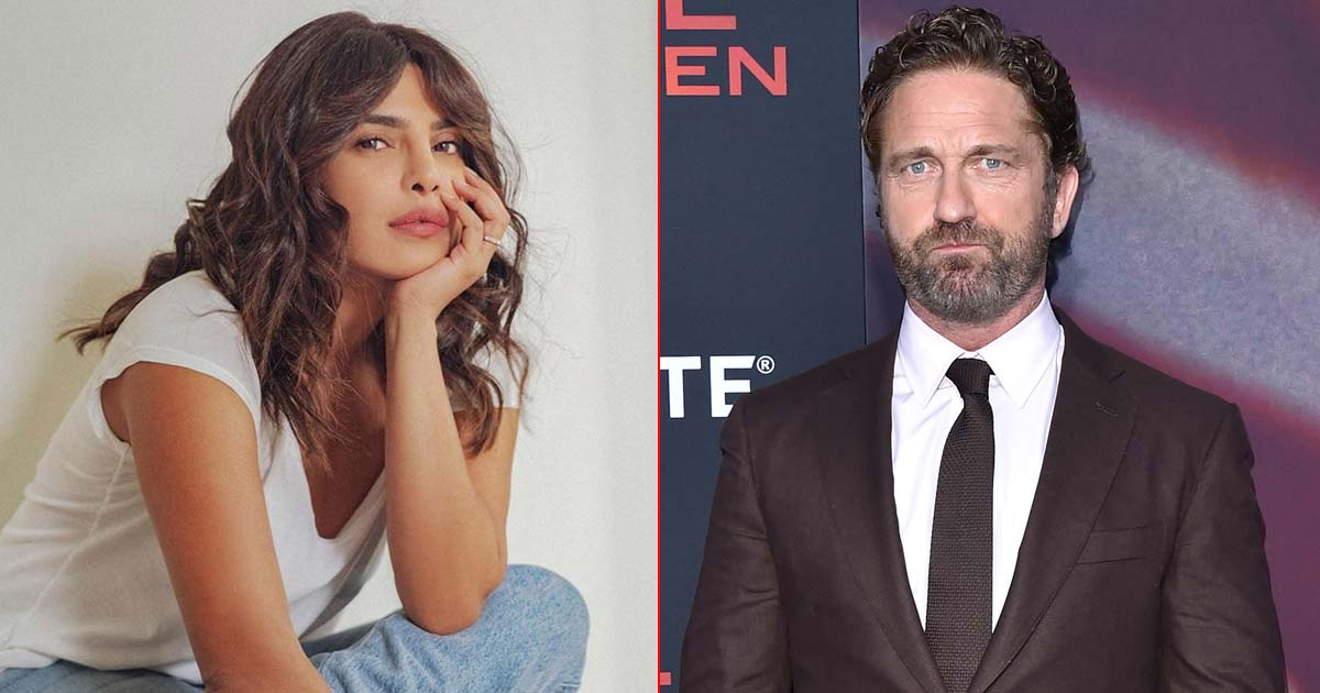 Gerard Butler Once Wanted Priyanka Chopra To Become Mrs Butler & Confessed Being Single Because Of Her