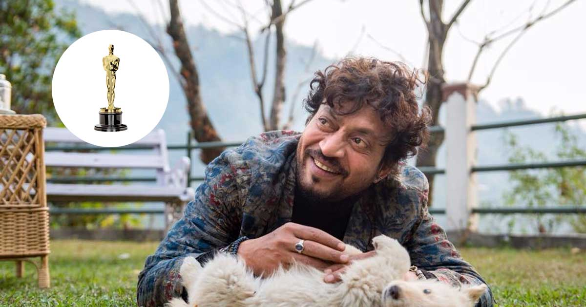 When Irrfan Khan Said He Wouldn't Keep His Oscar Trophy In The Bathroom, Read On