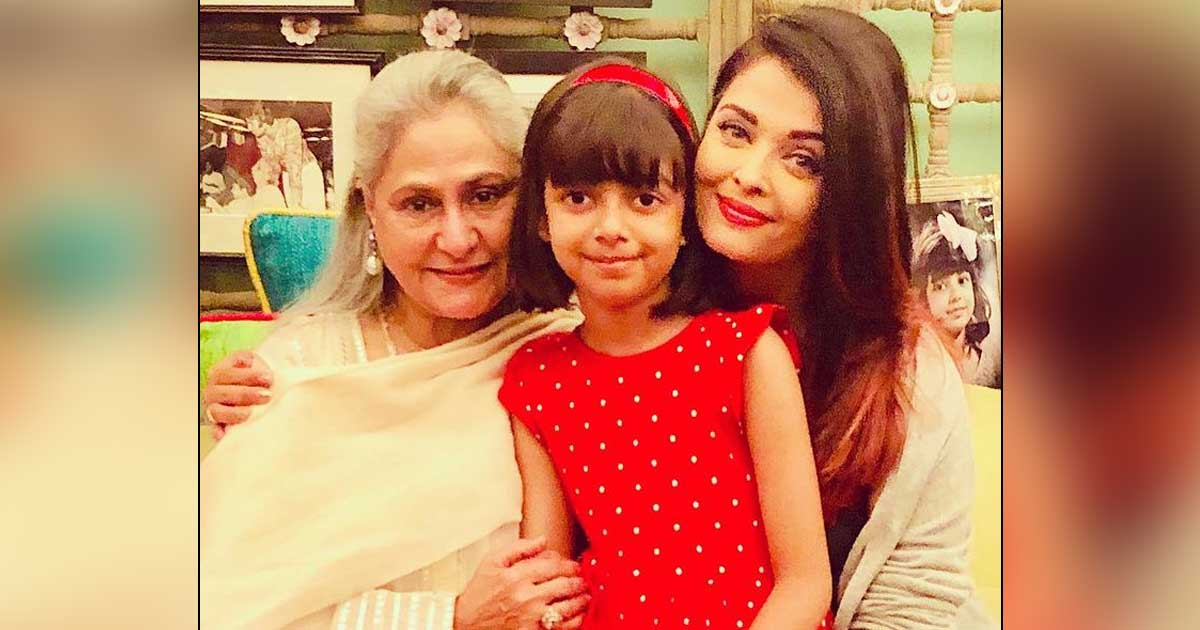 When Jaya Bachchan Joked On How Miss World Aishwarya Rai Bachchan Is Aaradhya's Nurse, Read On