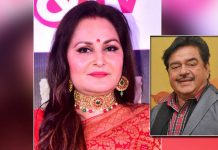 "When Jaya Prada Called Shatrughan Sinha 'Stingy' Without Using His Name But Doing ""Khaamosh!"" - Deets Inside"