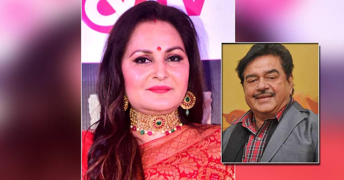 "Jaya Prada Calls Shatrughan Sinha 'Stingy' Without Using His Name But Doing ""Khaamosh!"" - Deets Inside"
