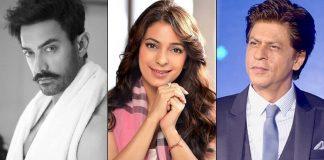 When Juhi Chawla Was Expecting Shah Rukh Khan To Look Like Aamir Khan