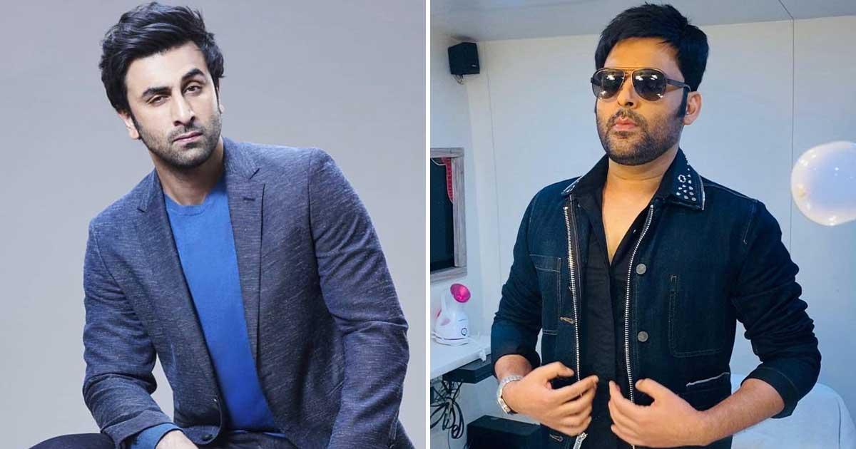 When Kapil Sharma Called Ranbir Kapoor 'Innocent Flirt':