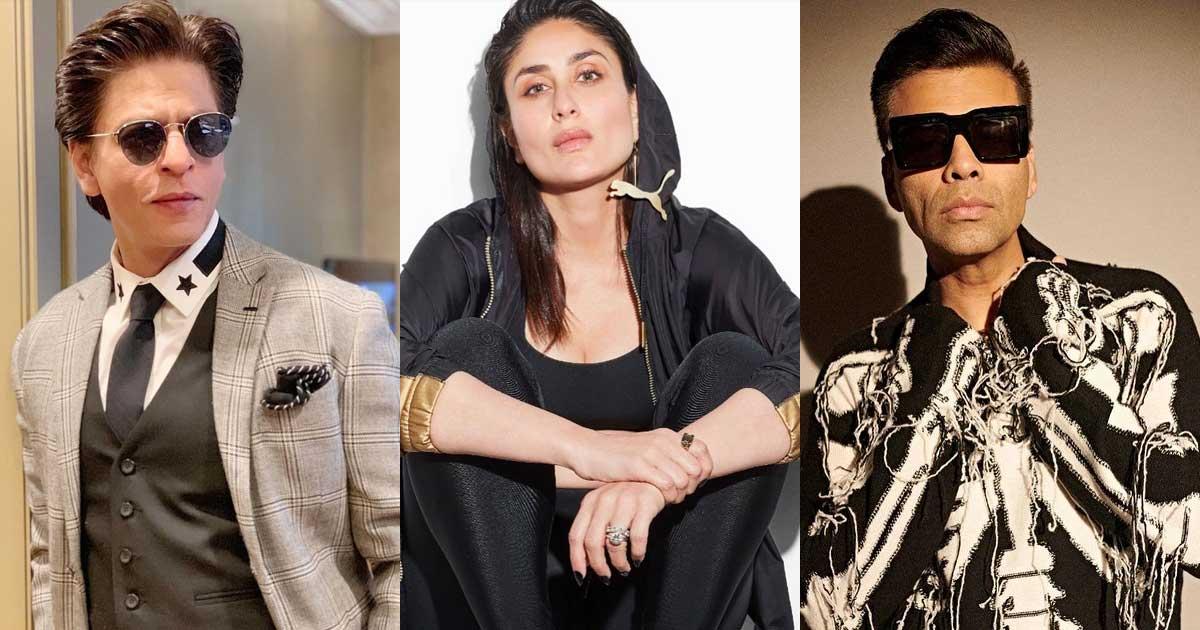 When Karan Johar & Kareena Kapoor Khan Didn't Speak To Each Other For 9 Months!