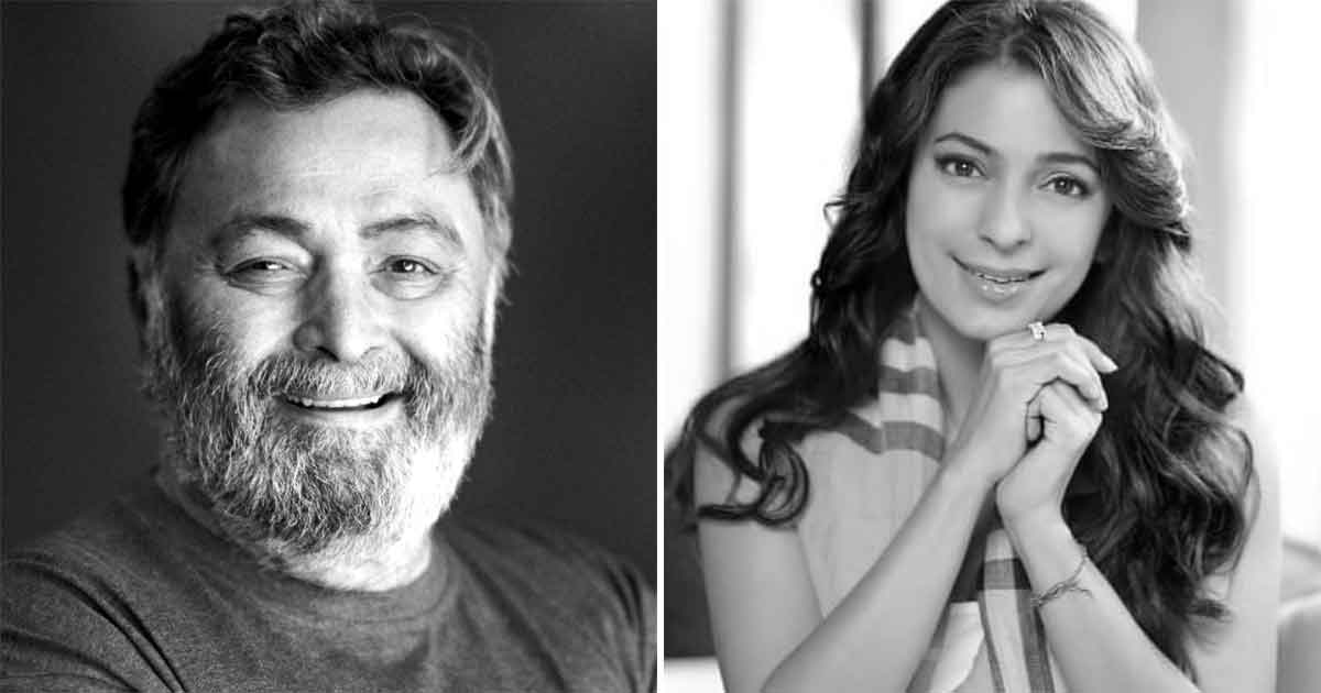"""When Late Rishi Kapoor Yelled At Juhi Chawla & Said, """"That Monitor Is For The Director, Not You… You Insecure Actor"""" - Check Out"""