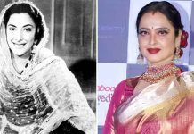 "When Nargis Dutt Described Rekha With A Controversial Statement: ""She Used To Give Such Signals To Men That She Could Be Easily Available"""