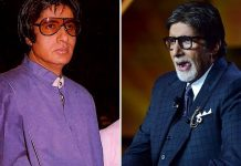 When people thought Big B had lost his eyesight!