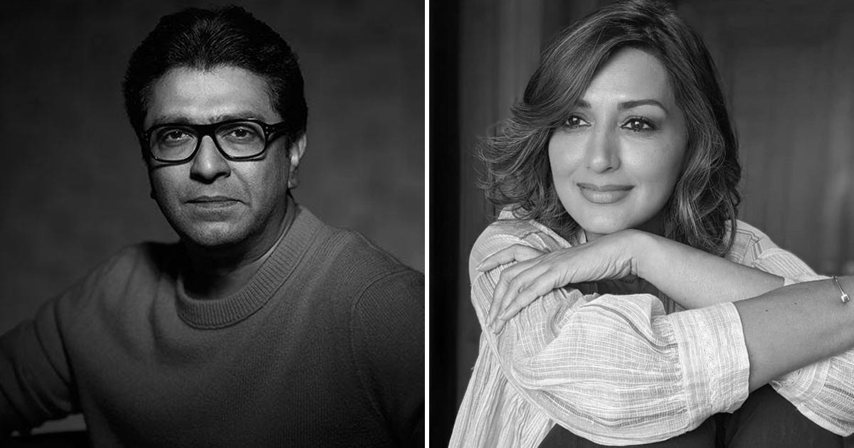 When Raj Thackeray Was Rumoured To Marry Sonali Bendre But Couldn't Because... - Check Out