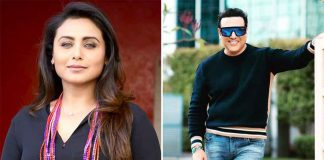 """When Rani Mukerji Said """"It's Difficult To Find A Humdard Like Him"""" On Her Affair With Govinda"""
