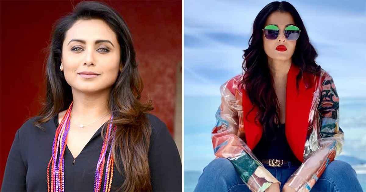 When Rani Mukerji Spoke Up About Replacing Aishwarya Rai In Chalte Chalte, Check Out!