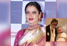 When Rekha's Mysterious Sindoor & A Chat With Amitabh Bachchan Left Jaya Bachchan In Anger, Read On