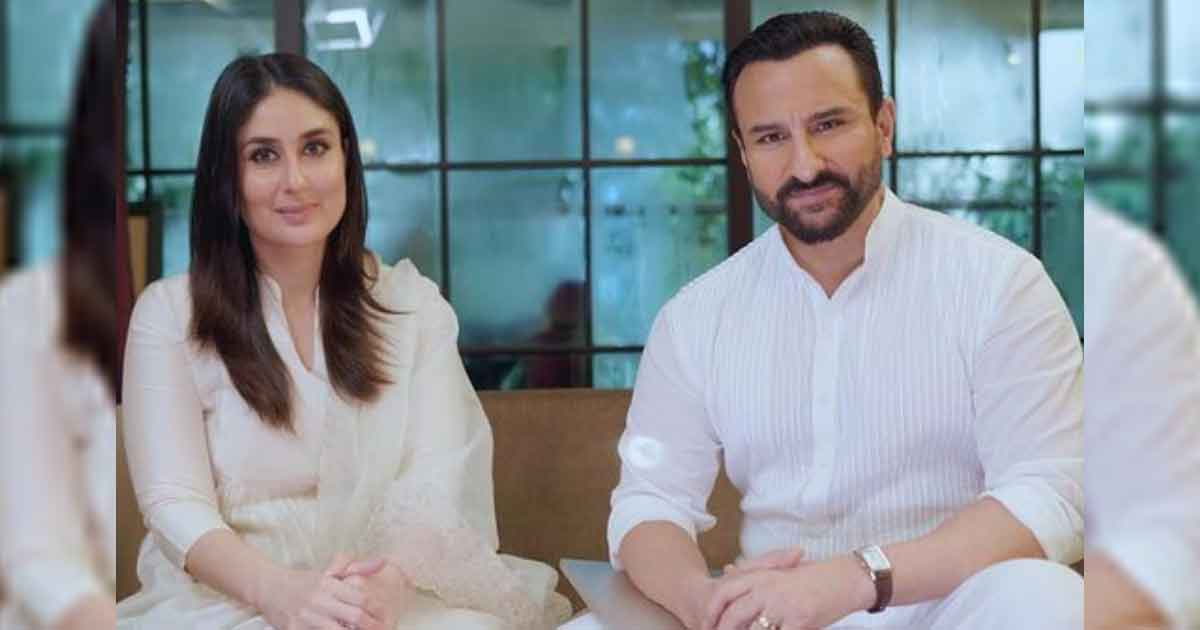 When Saif Ali Khan Revealed That 'Role Play' Keeps Spark In His Marriage Alive & Left Kareena Kapoor Khan Stunned, Read On