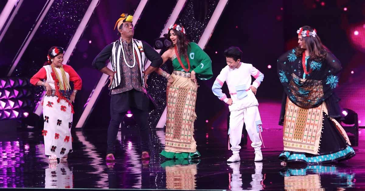 Super Dance Chapter 4: Shilpa Shetty, Geeta Kapur & Anurag Basu Stuns In Arunachali Attire, Read On
