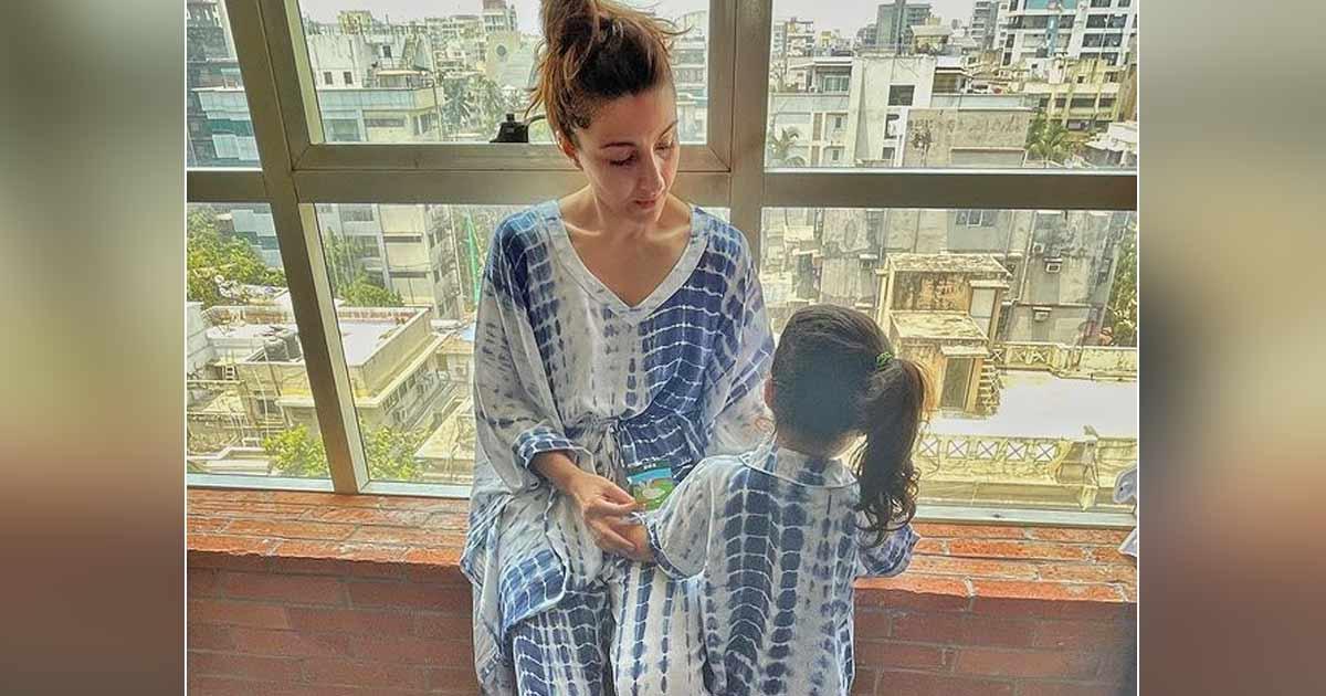 When Soha Ali Khan and daughter Inaaya were fashion twins!