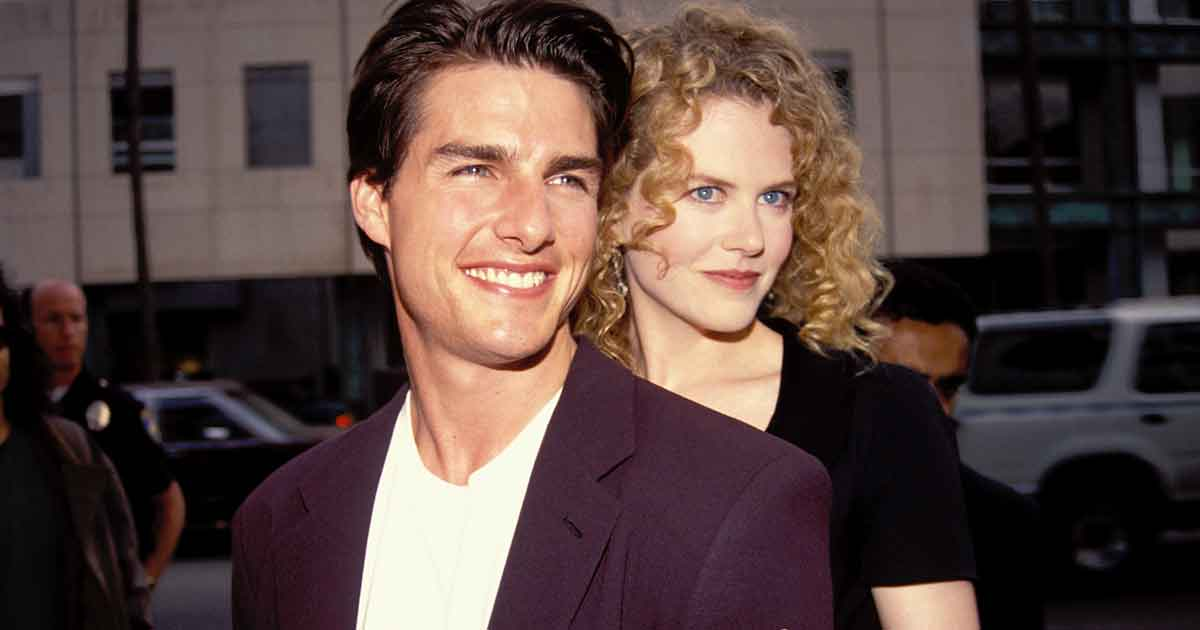 "When Tom Cruise Warned An Interviewer For Asking A Question On 'Parenting Relationship' With His Ex-Wife Nicole Kidman: ""You're Stepping Over The Line"" - Deets Inside"