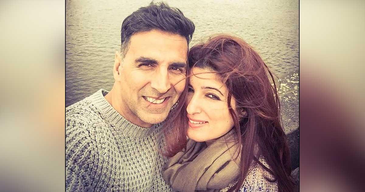 When Twinkle Khanna Unzipped Akshay Kumar's Pants In Public