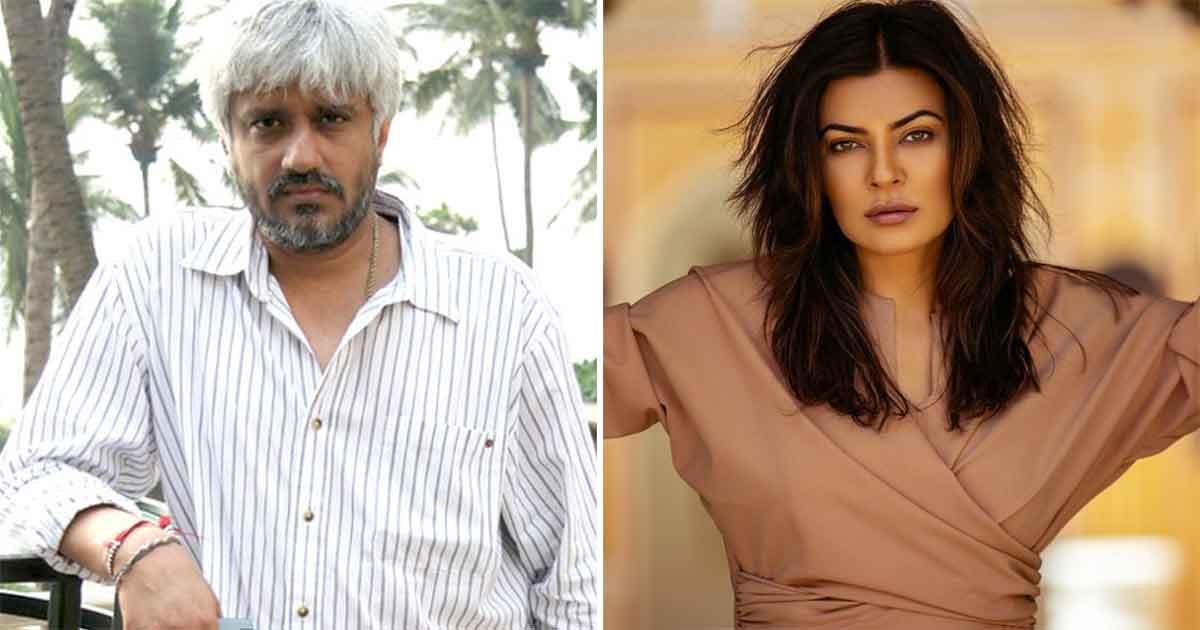 When Vikram Bhatt Had Extramarital Affair With Sushmita Sen