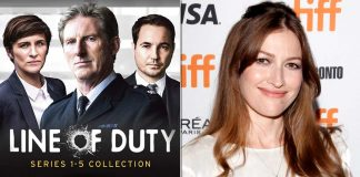 Why Kelly Macdonald stopped watching 'Line Of Duty'