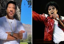 Why writing 'We are the world' with Michael Jackson was a scary deal for Lionel Richie