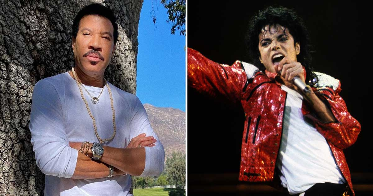Lionel Richie Recollects His Encounter With Michael Jackson's Python & It Is Scary AF!