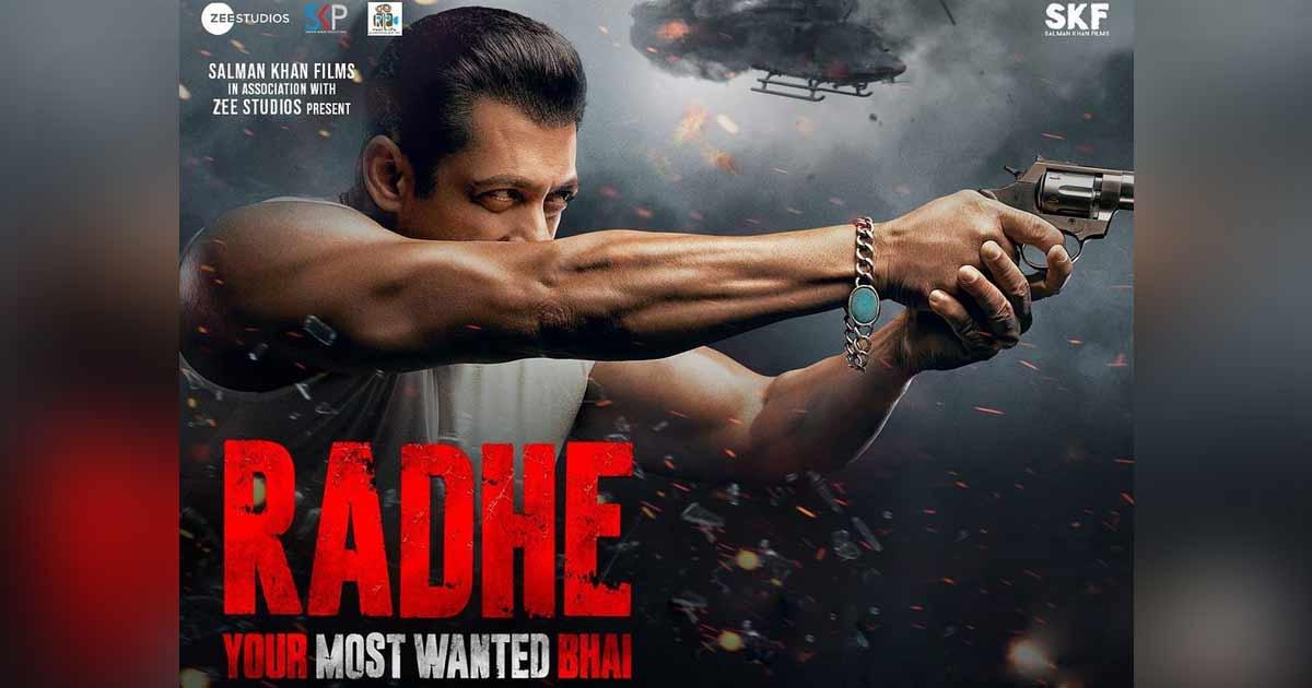 Will Radhe Break Salman Khan's Streak Of 15 Back-To-Back 100 Crore+ Movies?
