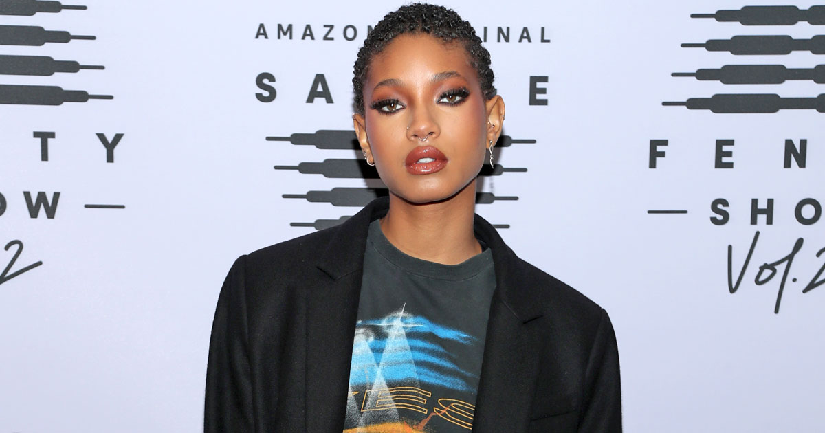 """Willow Smith Opens Up Being Polyamorous, Says """"The Main Foundation Is The Freedom…"""""""