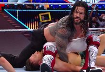 Wrestlemania 37: Roman Reigns Retains Universal Championship