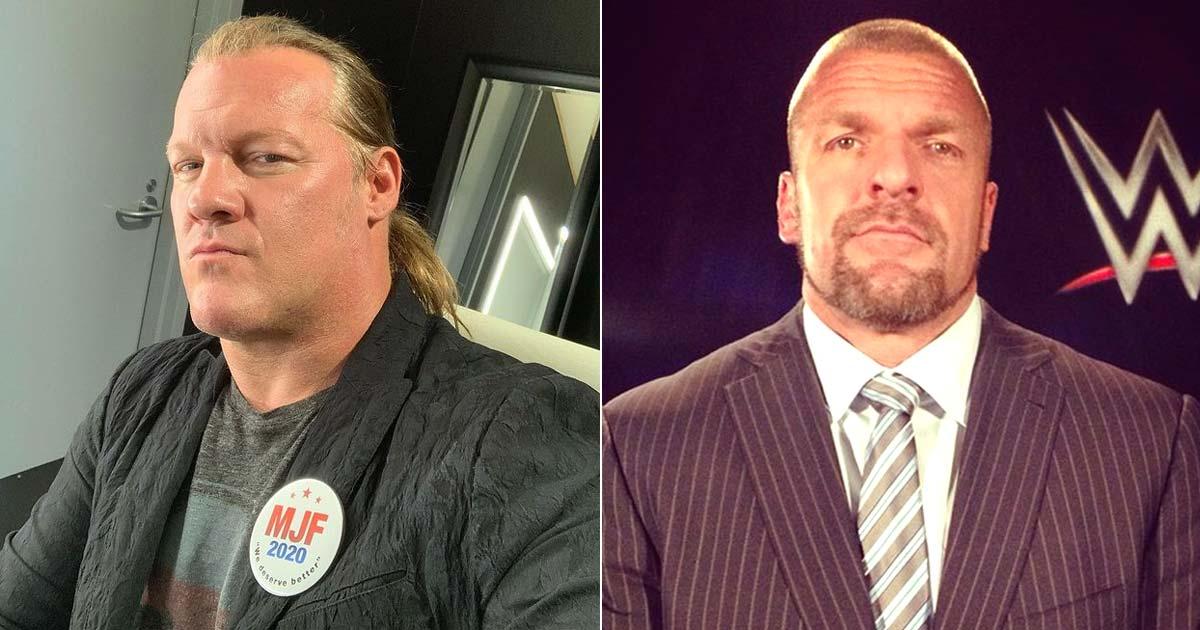 Triple H Reacts On Chris Jericho Gracing Stone Cold Steve Austin's Broken Skull Sessions