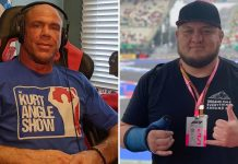 WWE Legend Kurt Angle On Samoa Joe's Release
