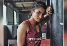 WWE Signs Indian MMA Fighter Sanjana George