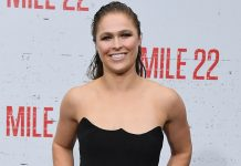 WWE Star Ronda Rousey Is Pregnant