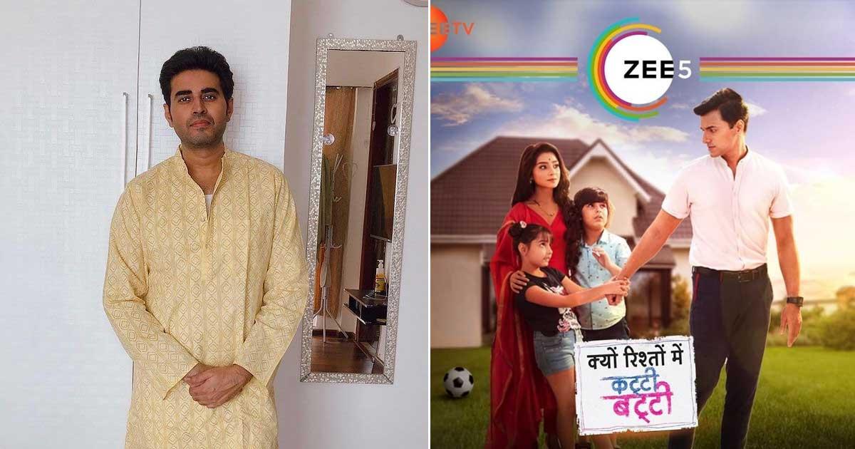 Yash Sinha returns to TV with 'Kyun Rishton Mein Katti Batti'