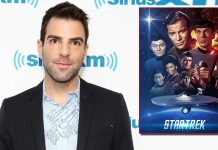 Zachary Quinto happy to 'jump back' to 'Star Trek'