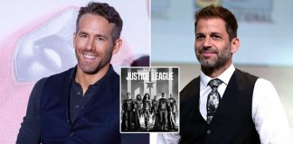 Zack Snyder Wanted Ryan Reynolds To Leak His Cut Of Justice League