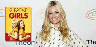 '2 Broke Girls' star Beth Behrs makes yoga her 40-day goal