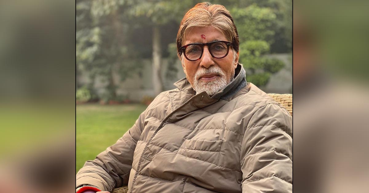 Amitabh Bachchan Prays For The Well-Being Of People Amid COVID-19 & Cyclone Tauktae, Read On
