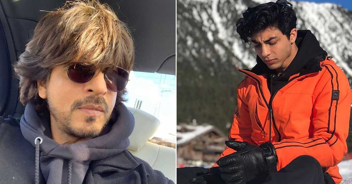 Here's Why Shah Rukh Khan Does Not Let Aryan Khan Roam Without A Shirt In The House