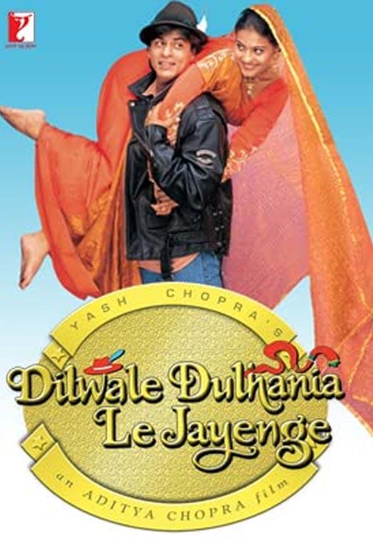 Dilwale Dulhania Le Jaayenge Poster
