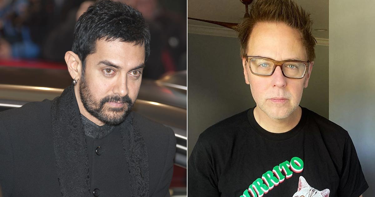 The Suicide Squad Director James Gunn's Favourite Bollywood Film Stars Aamir Khan & It's Not 3 Idiots!