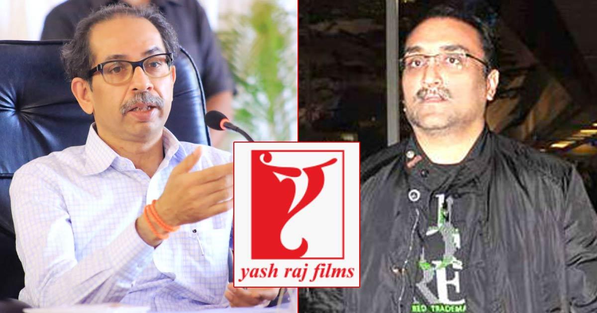 Aditya Chopra Requests Uddhav Thackeray To Allow YRF To Buy 60,000 COVID-19 Vaccines