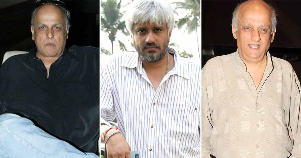 Vikram Bhatt Opens Up About Mahesh Bhatt-Mukesh Bhatt Row