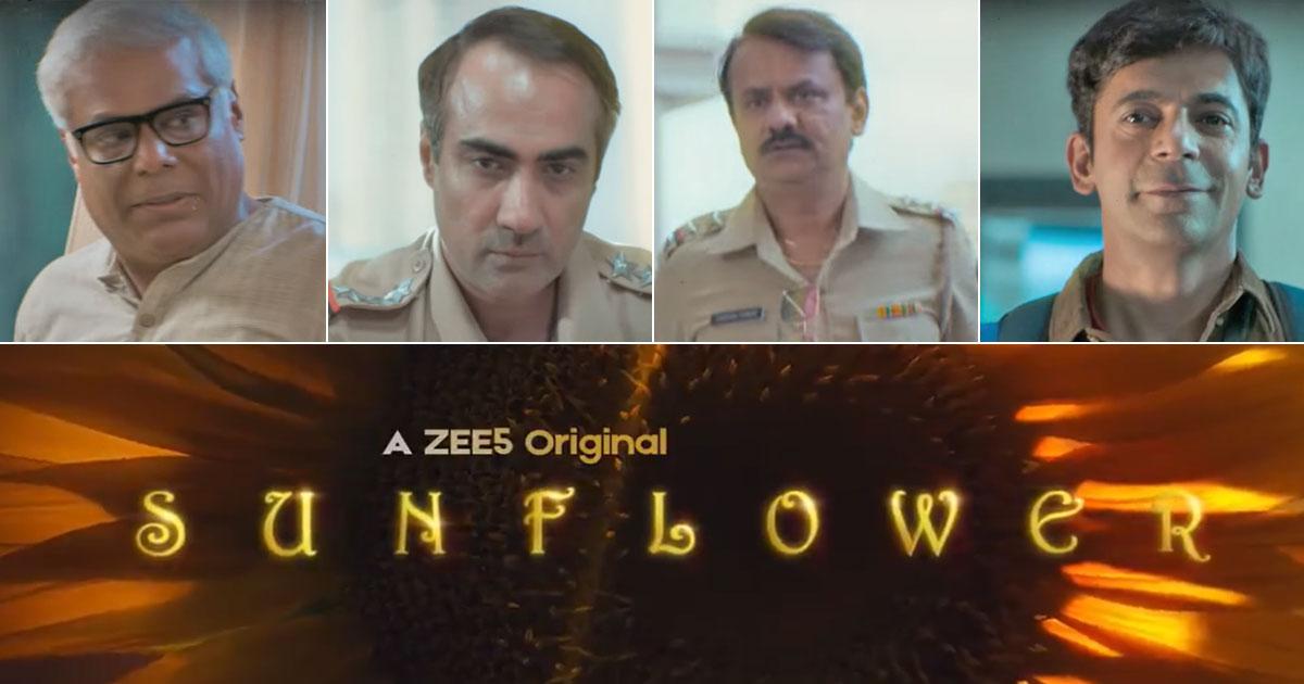 Sunflower Teaser Out! Sunil Grover Breaks The Stereotypical Barrier With Ranveer Shorey, Ashish Vidyarthi