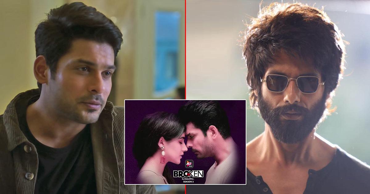 Agastya Rao A Repackaged Kabir Singh In ALTBalaji's 'Broken But Beautiful 3'?