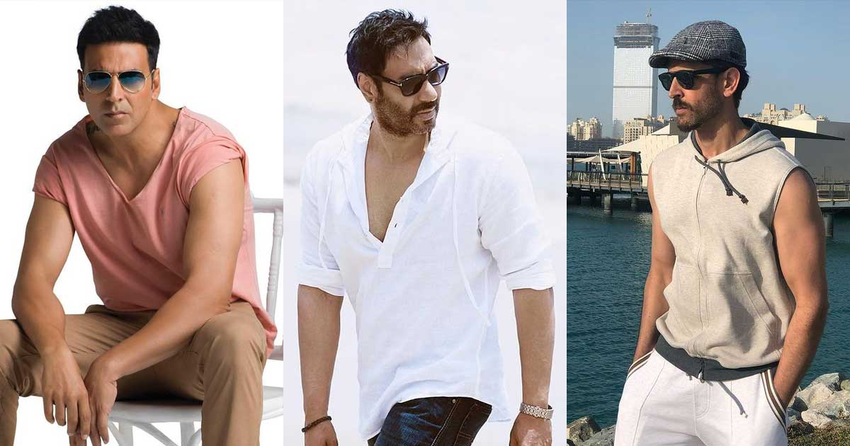 Ajay Devgn Spends 60 Crores For A Large & Luxurious Bungalow Becoming A Neighbour To Akshay Kumar, Hrithik Roshan? - Deets Inside