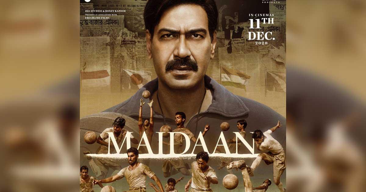 Ajay Devgn's Maidaan In Trouble Yet Again?