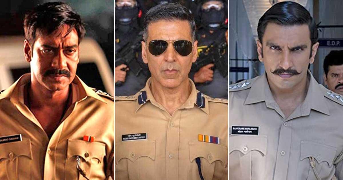 Ajay Devgn's Singham & Ranveer Singh's Simmba Appear For Approx 30 Minutes In The Akshay Kumar?