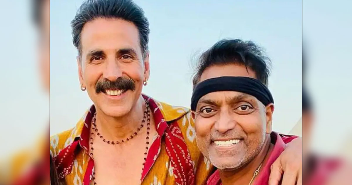 Akshay Kumar Fills Monthly Ration Of 3600 Dancers As A Gift For Ganesh Acharya On His Birthday