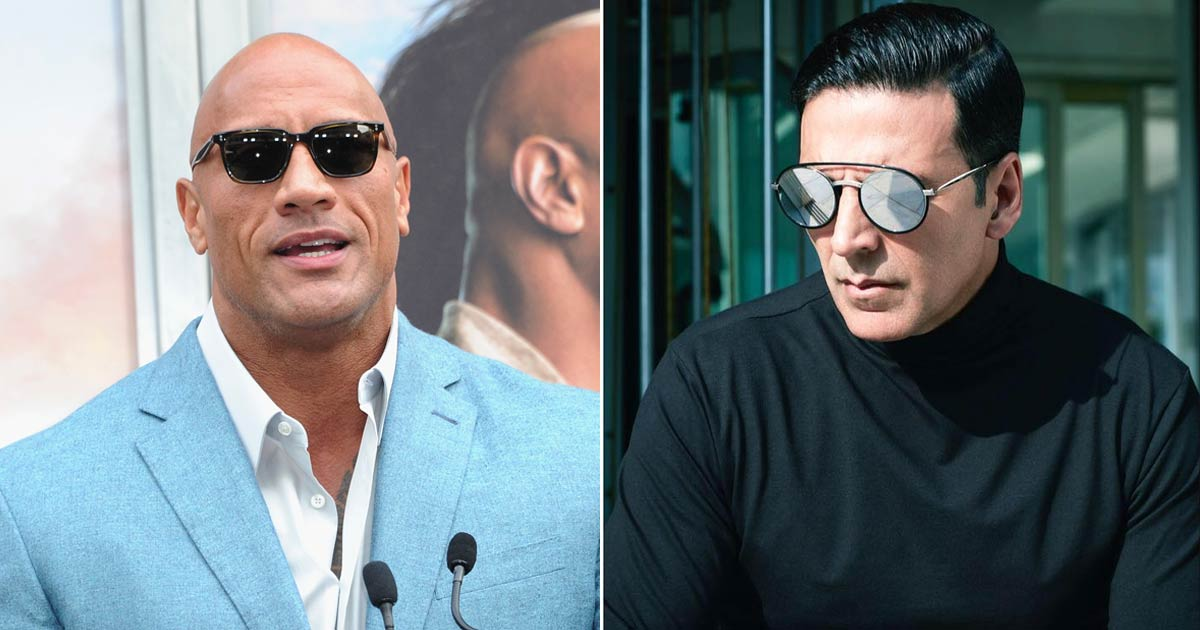 Akshay Kumar Reportedly Said No To A WWE Film Alongside Dwayne Johnson