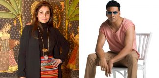 Akshay Kumar Once Started Bleeding After Dimple Kapadia Stabbed Him On The Stage Of An Award Function