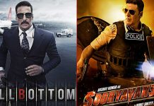 Akshay Kumar: Speculative to say Sooryavanshi and Bell Bottom will release on Independence Day